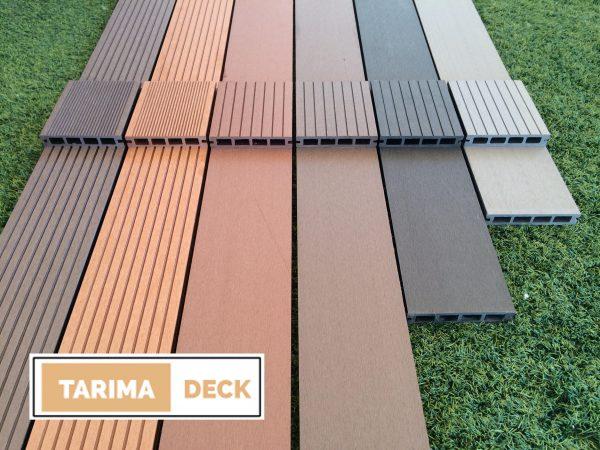 Tarimas y madera tarimadeck for Tarima exterior sintetica